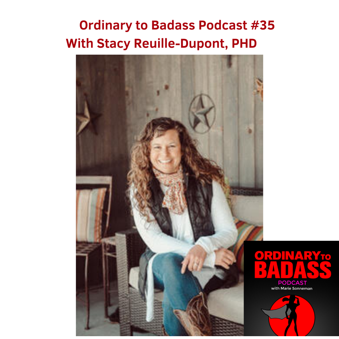 Your Body Holds the Answers. Ordinary to Badass Podcast Interview.