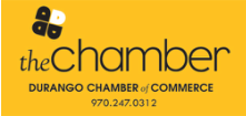 This image has an empty alt attribute; its file name is Durango-Chamber-of-Commerce-Logo.png